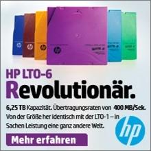 LTO 6 Revolutionär